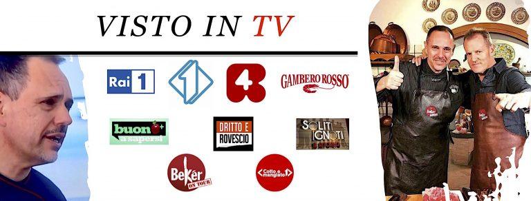 Visto in TV